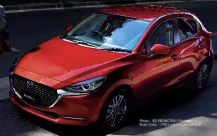2019 - [Mazda] Mazda 2 restylée E23ca110