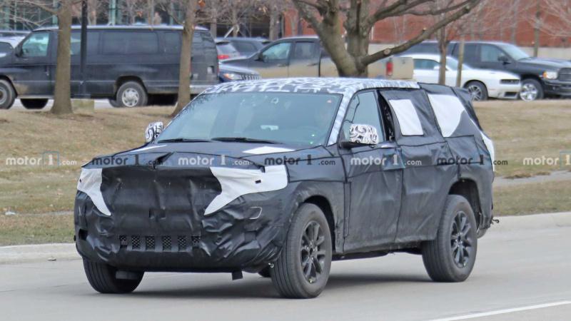 2021 - [Jeep] Grand Cherokee  E2466710