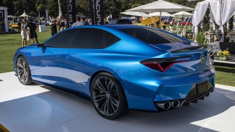 2019 - [Acura] Type S Concept E2542310