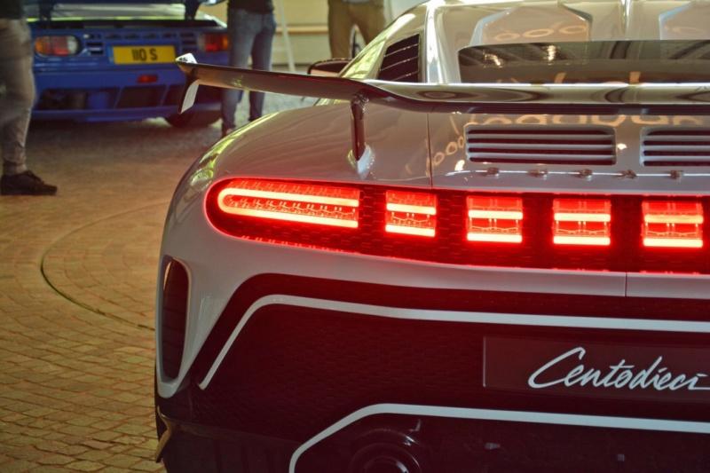 2019 - [Bugatti] Centodieci E25c1810
