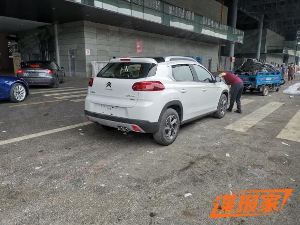 2014 - [Citroën] C3-XR (Chine) - Page 17 E276bd10