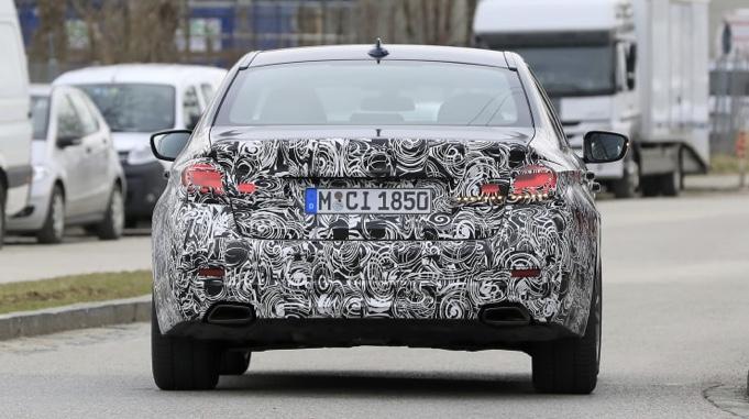 2020 - [BMW] Série 5 restylée [G30] - Page 4 E293c110