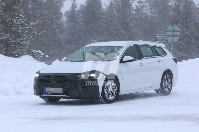 2020 - [Opel] Insignia Grand Sport Restylée  - Page 3 E29e7010