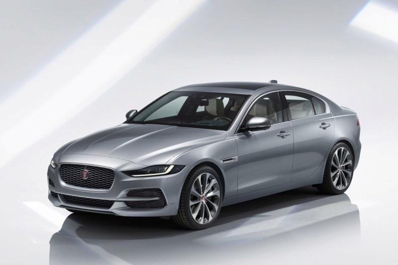 2019 - [Jaguar] XE restylée  E2b23d10