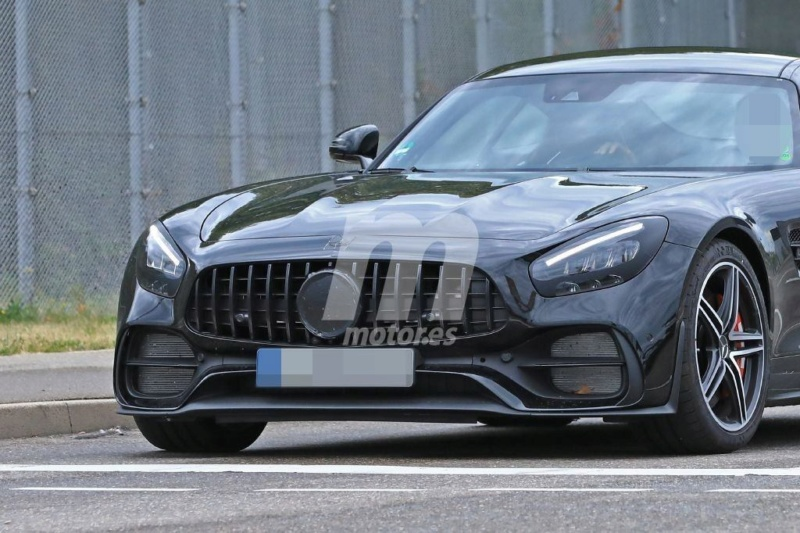 2014 - [Mercedes-AMG] GT [C190] - Page 30 E2cd0a10