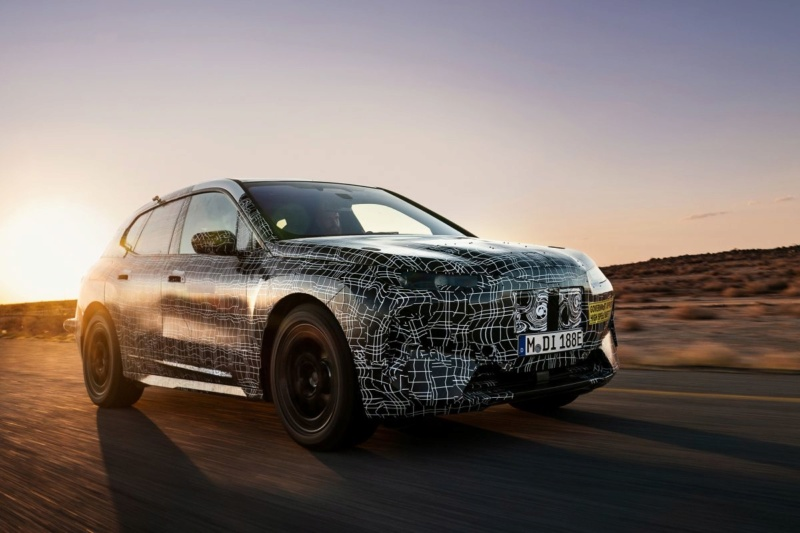 2021 - [BMW] iNext SUV - Page 3 E2dde510