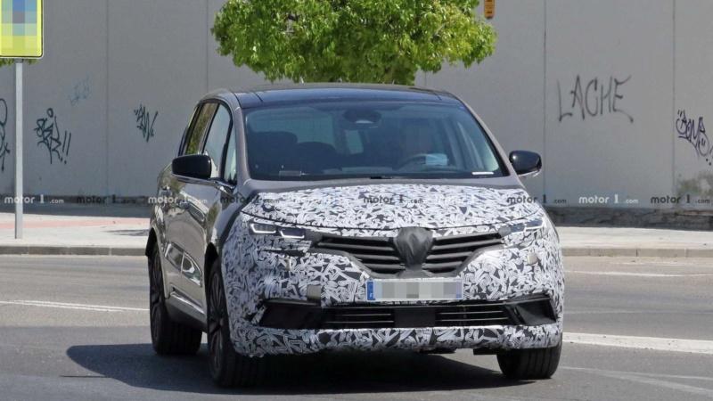 2019 - [Renault] Espace V Restylé - Page 2 E311