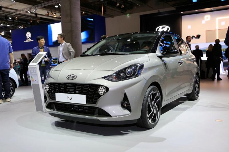 2019 - [Hyundai] I10 - Page 4 E313