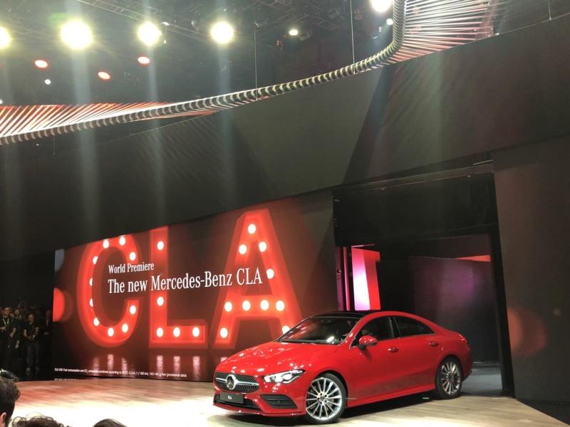 2019 - [Mercedes-Benz] CLA II - Page 5 E334d910