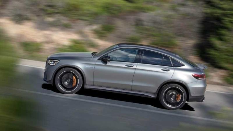 2018 - [Mercedes-Benz] GLC/GLC Coupé restylés - Page 4 E3477410