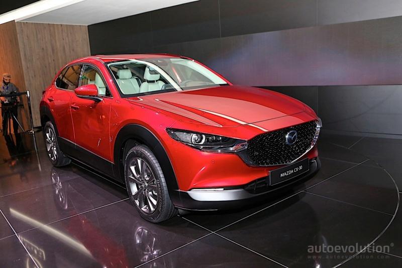 2019 - [Mazda] CX-30 E3544f10