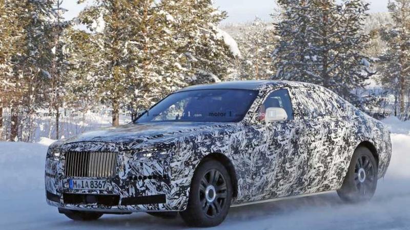2020 - [Rolls-Royce] Ghost II E39d9b10