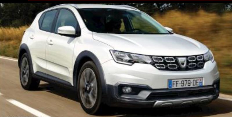 2020 - [Dacia] Sandero / Logan III - Page 2 E3a42710