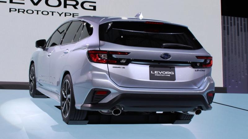 2020 - [Subaru] Levorg II E3af6d10