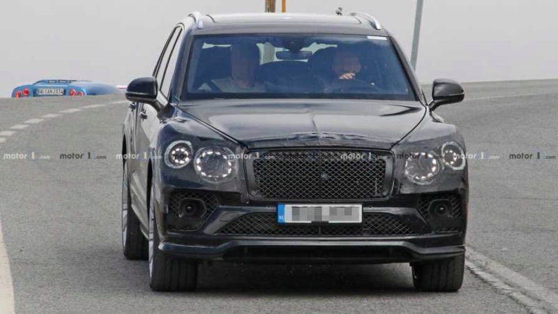 2015 - [Bentley] Bentayga - Page 12 E3bd0710