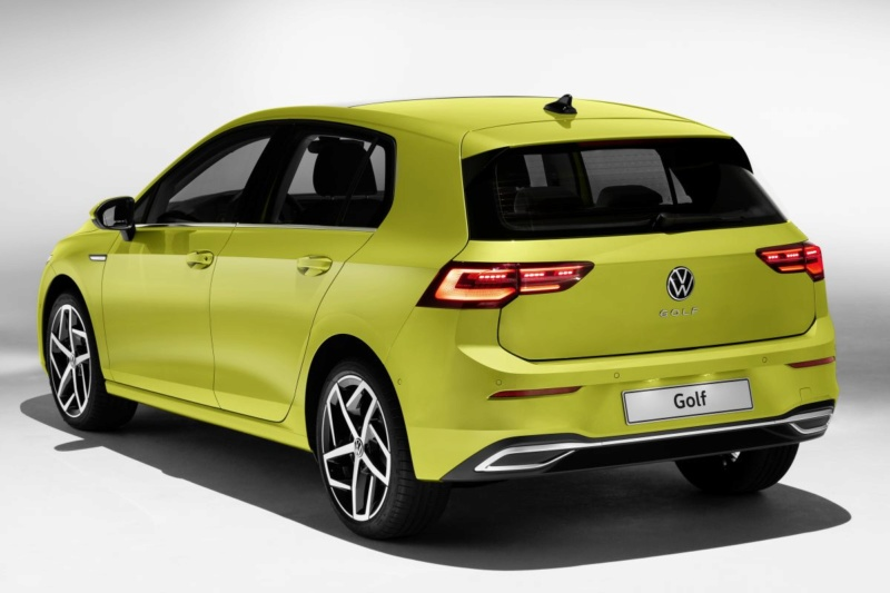 Volkswagen Golf 8 (2019) 6