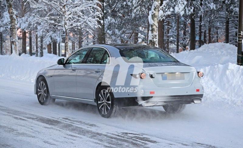 2020 - [Mercedes-Benz] Classe E restylée  E4004210