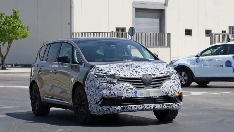 2019 - [Renault] Espace V Restylé - Page 2 E411
