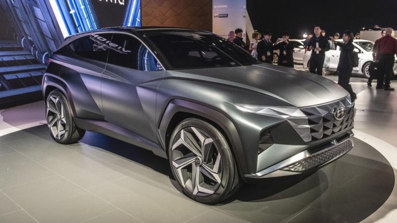 2019 - [Hyundai] Tucson Concept  E453f010