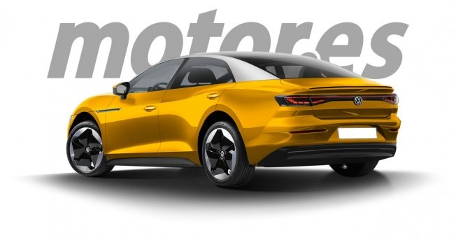 2022 - [Volkswagen] ID 5  E45dfd10