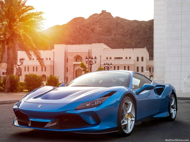 2019 - [Ferrari] F8 Tributo - Page 2 E469bc10