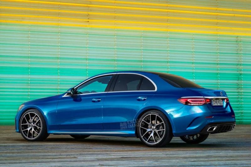 2020 - [Mercedes-Benz] Classe C [W206] - Page 3 E50a4610