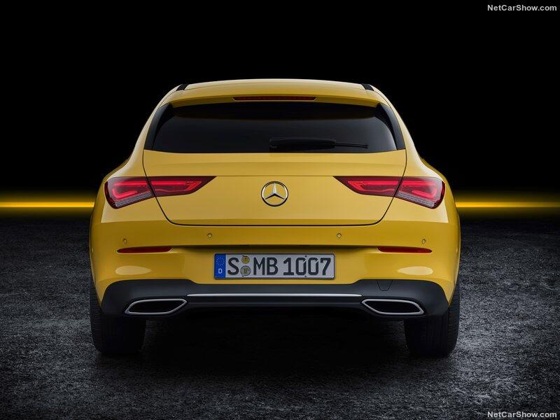 2019 - [Mercedes-Benz] CLA Shooting Brake II E50df510