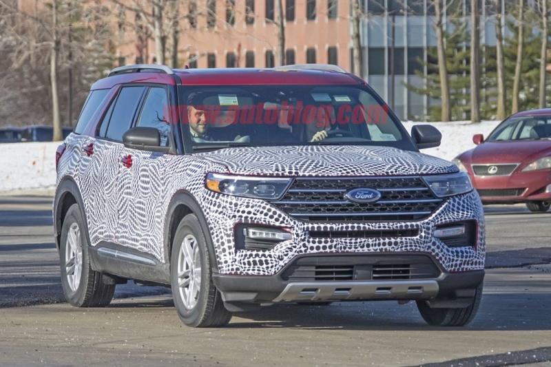 2019 - [Ford] Explorer E51f8010