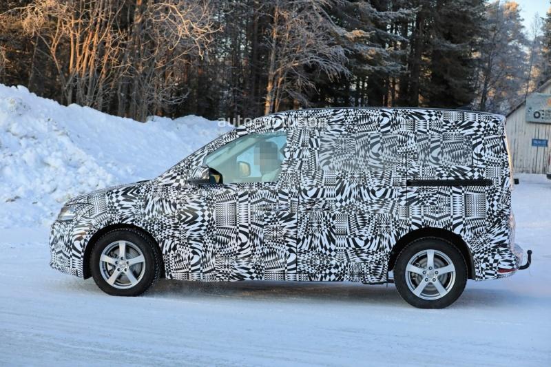 2020 - [Volkswagen] Caddy V E5251110