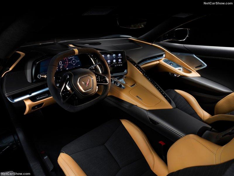 Corvette C8 Stingray (2019) 19