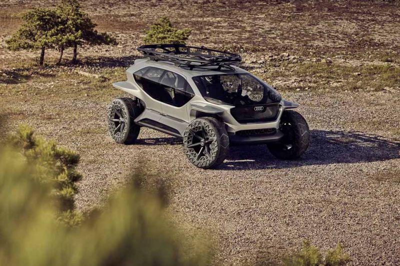 2019 - [Audi] AI:me E-Tron / AI:Trail Quattro - Page 2 E553e610