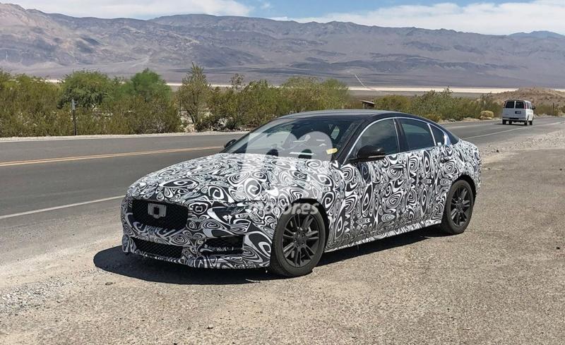 2019 - [Jaguar] XE restylée  E5920a10