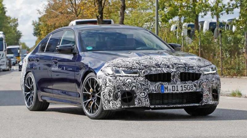 2020 - [BMW] Série 5 restylée [G30] - Page 2 E5b37410