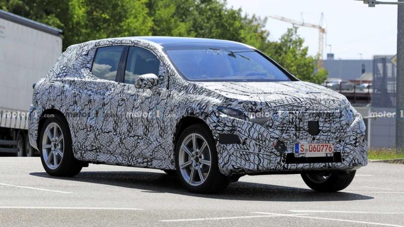 2022 - [Mercedes-Benz] EQS SUV E5f9db10