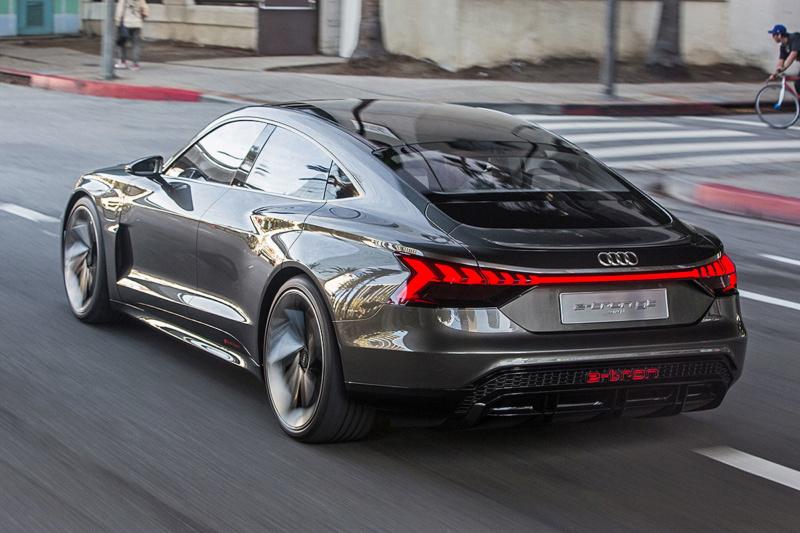 2018 - [Audi] E-Tron GT - Page 3 E6099f10