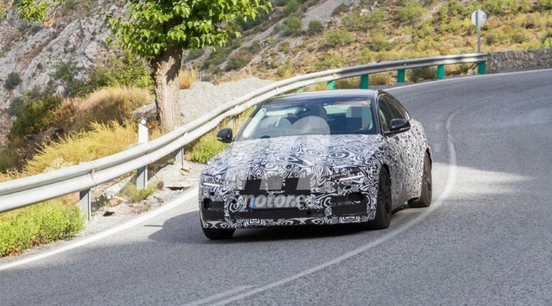 2019 - [Jaguar] XE restylée  E620da10