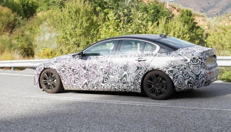 2019 - [Jaguar] XE restylée  E63f6210