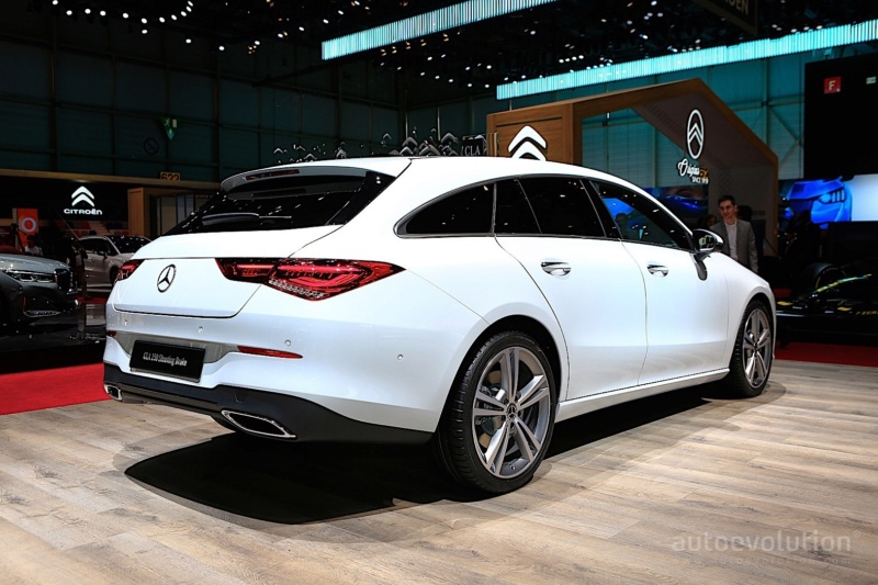 2019 - [Mercedes-Benz] CLA Shooting Brake II E6543a10
