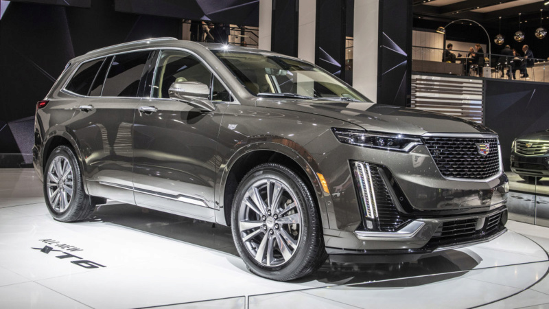 2019 - [Cadillac] XT6 E66b0010