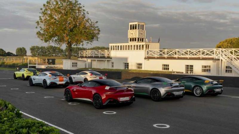 2017 - [Aston Martin] Vantage - Page 4 E6b3dc10