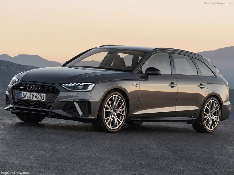 2018 - [Audi] A4 restylée  - Page 5 E7498b10