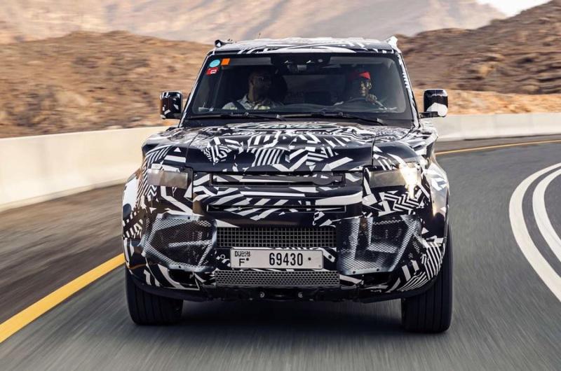 2018 - [Land Rover] Defender [L663] - Page 9 E7637e10