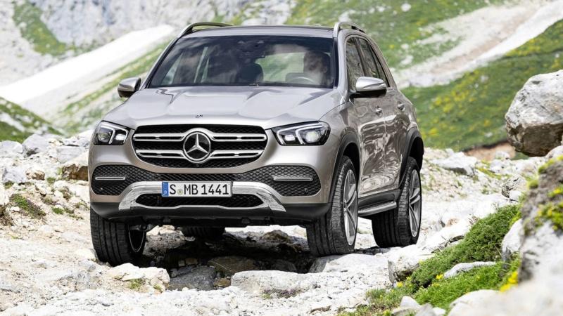 2018 - [Mercedes] GLE II ( ML IV ) - Page 8 E7924c10