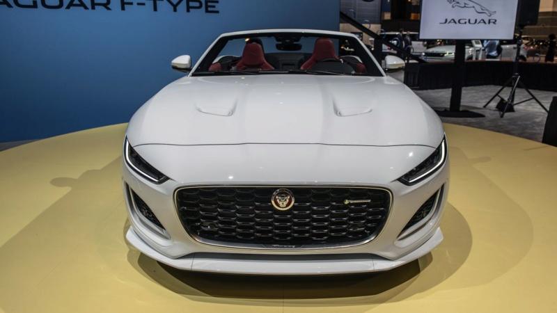 2021 - [Jaguar] F-Type restylée - Page 4 E7948010
