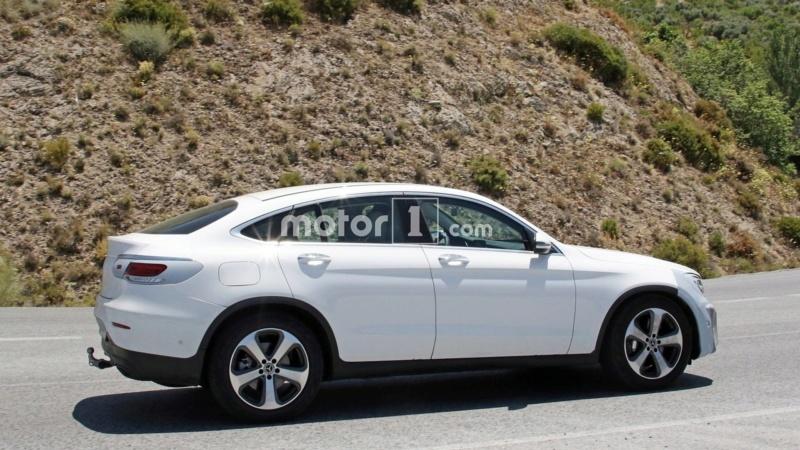 2018 - [Mercedes-Benz] GLC/GLC Coupé restylés E7985c10