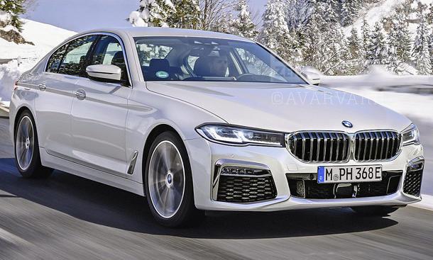 2020 - [BMW] Série 5 restylée [G30] - Page 3 E7f34610