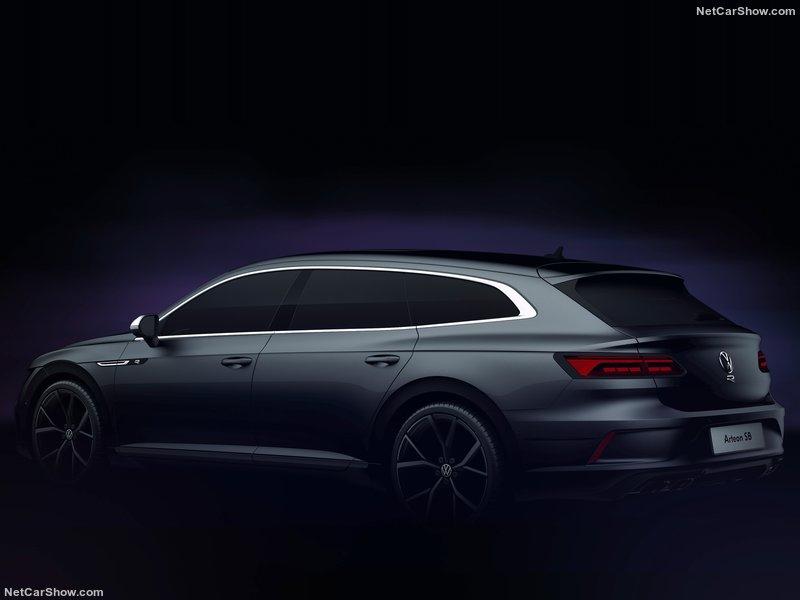 2019 - [Volkswagen] Arteon Shooting Brake - Page 5 E810f610