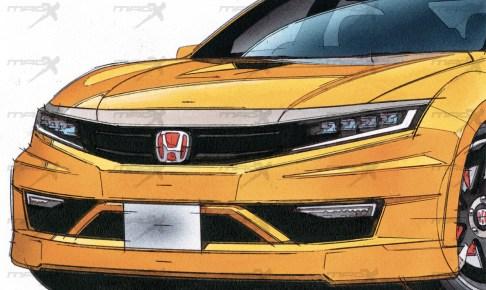 2021 - [Honda] Civic Hatchback  E8166e10