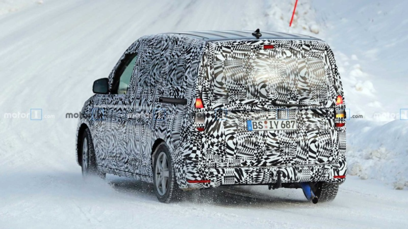 2020 - [Volkswagen] Caddy V E828d410