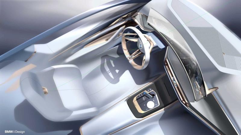 2020 - [BMW] Concept I4 E8309110